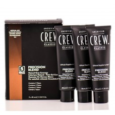 Система маскировки седины - American Crew Classic Precision Blend Medium Ash