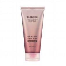 Маска для ухода за волосами и кожей головы - Moremo Hair Treatment Light as Air
