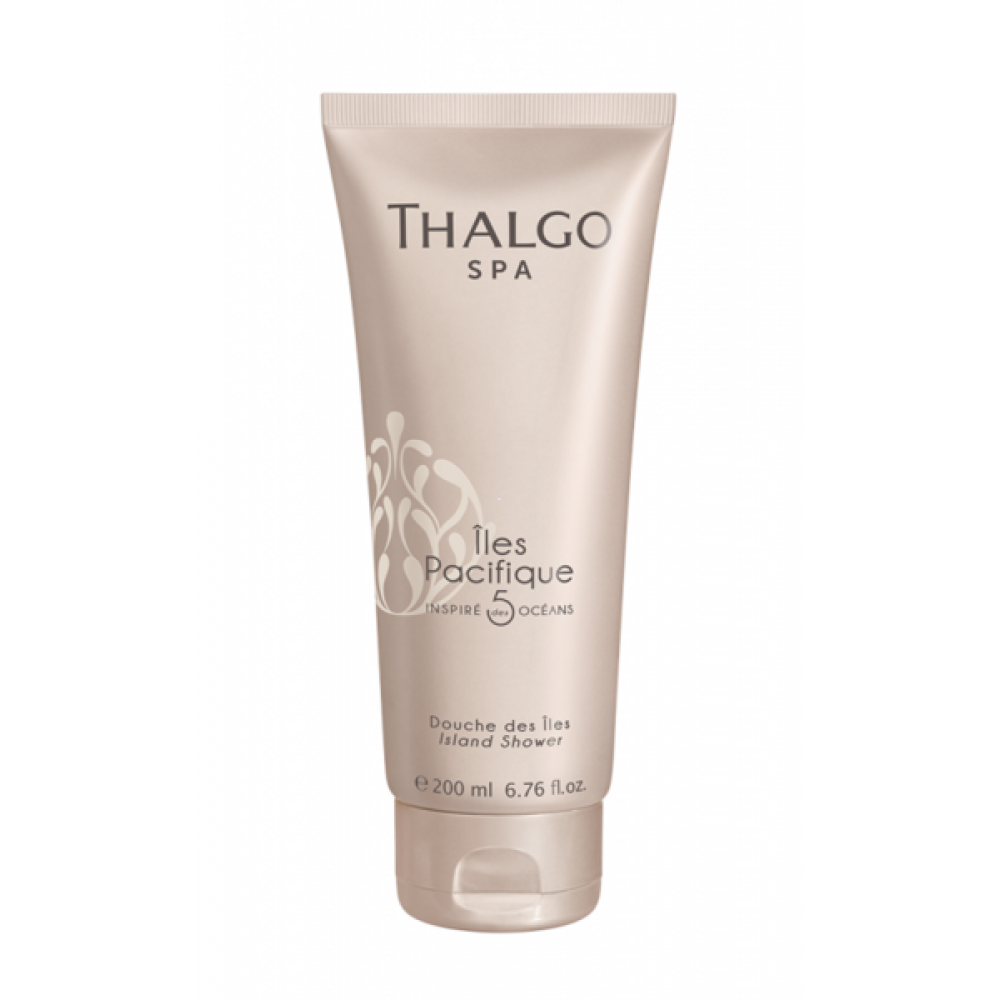 Гель для душа Остров -  Thalgo Island Shower