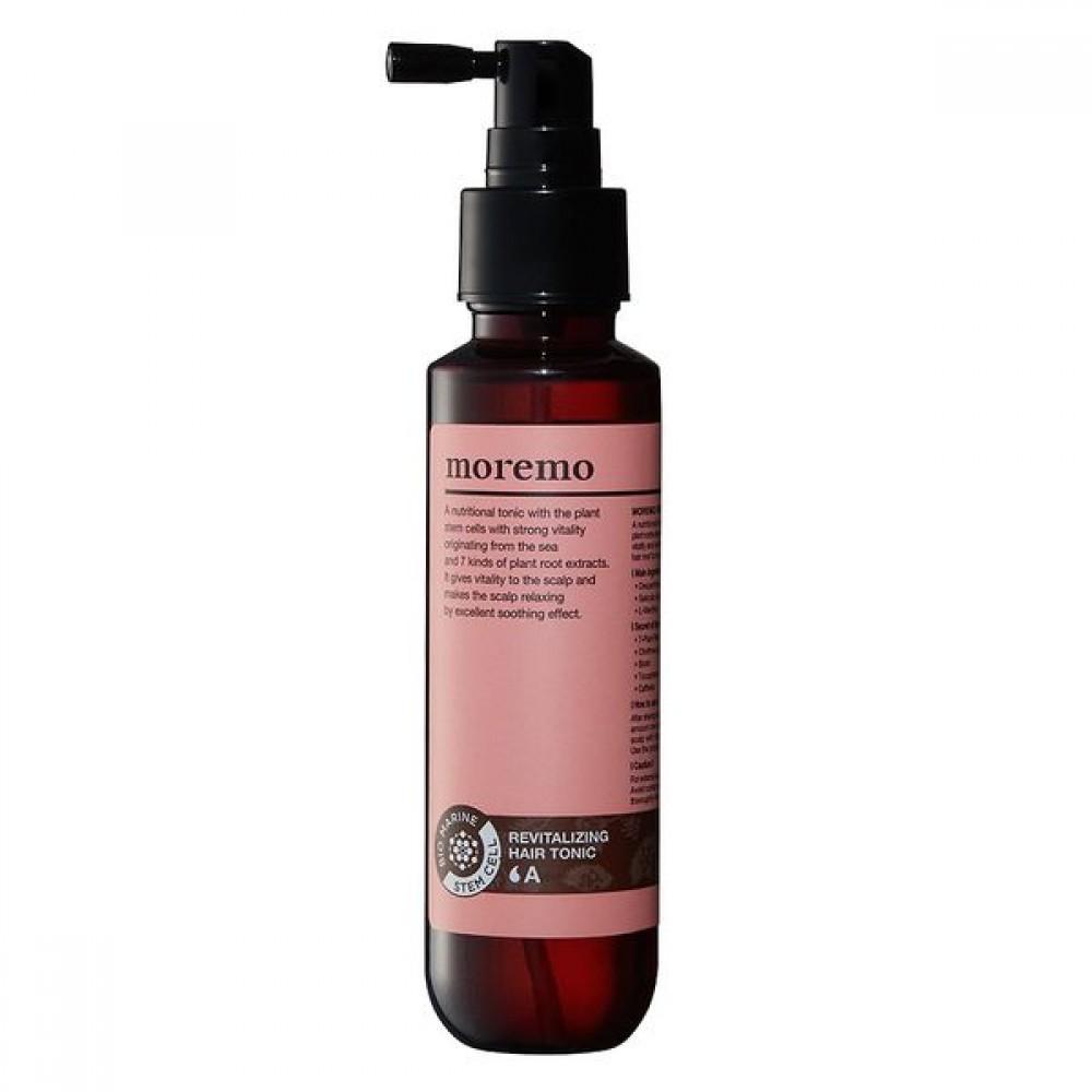 Восстанавливающий тоник для кожи головы для роста волос - Moremo Revitalizing Hair Tonic A