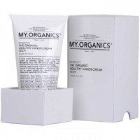 Крем для рук - My.Organics My Healty Hands