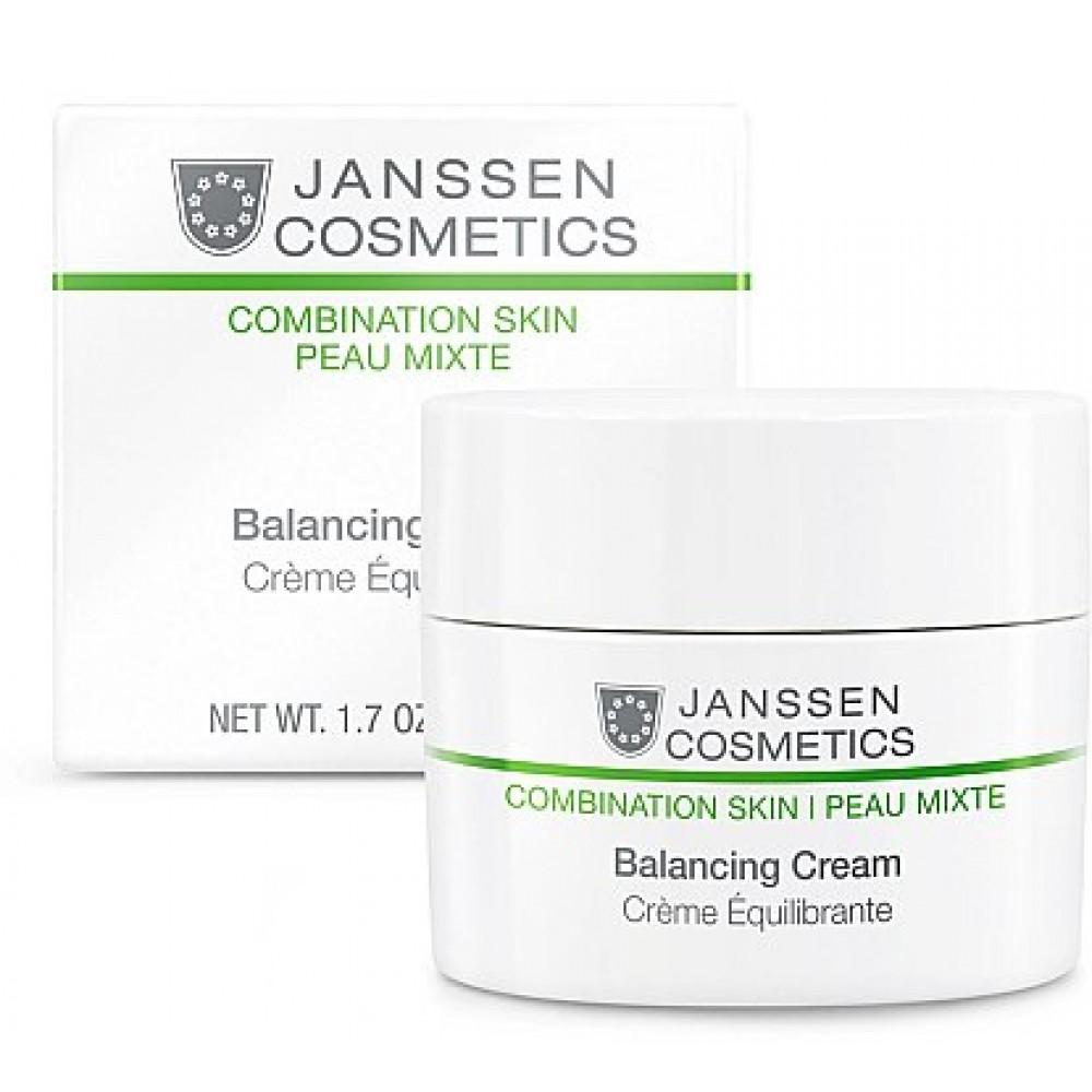 Балансирующий крем - Janssen Cosmetics Balancing Cream