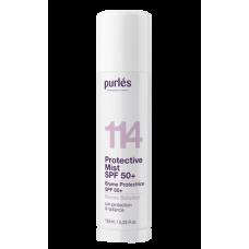 Увлажняющий солнцезащитный спрей SPF 50+ - Purles Protective Mist 114 SPF 50+