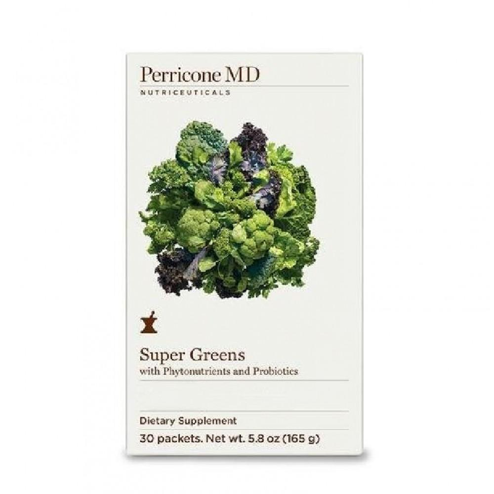 Антиоксидантная защита и улучшение общего самочувствия - Perricone MD Super Greens