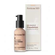 Тональная основа с SPF 20 - Perricone MD No Makeup Foundation