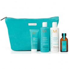 """Набор дорожный для волос """"Увлажнение"""" - Moroccanoil  Hydration Travel Kit"""