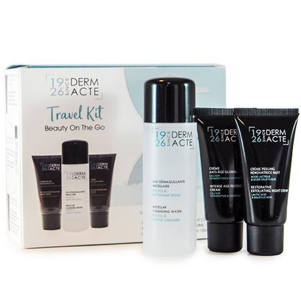 Дорожный набор Derm Acte - Academie Travel Kit Derm Acte