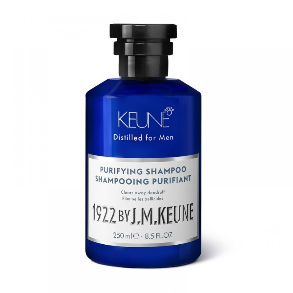 Обновляющий шампунь против перхоти - Keune 1922 by J.M. Purifying Shampoo