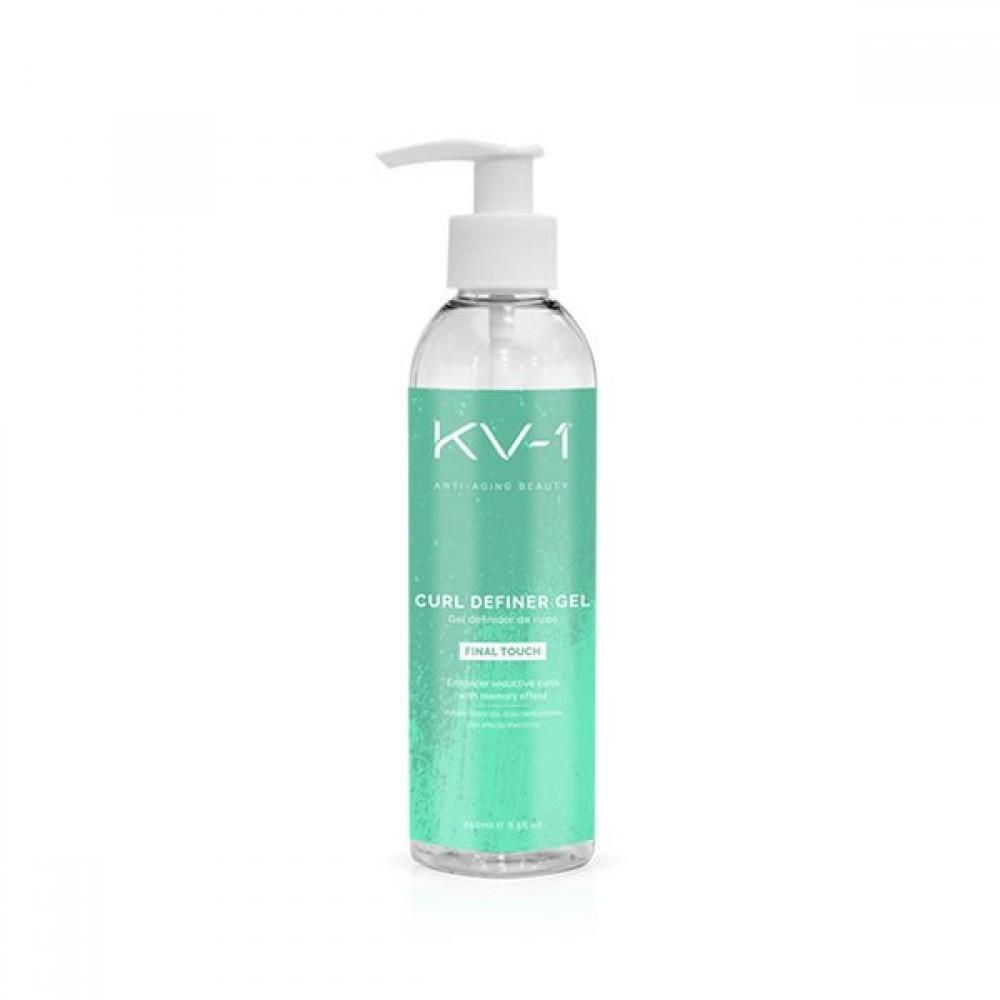 Гель для завитых волос - KV-1 Gel Curl Definer