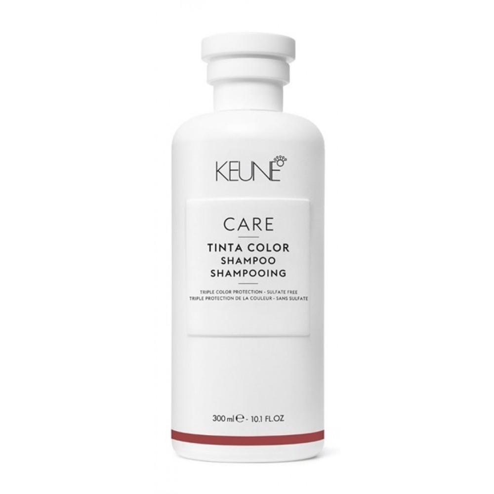 Мягкий шампунь для окрашенных волос - KEUNE TINTA COLOR CARE
