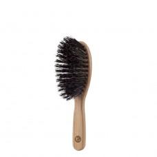 Массажная расческа с натуральной щетиной - Tecna Extension pocket brush