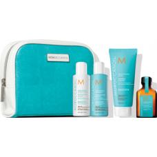 """Дорожный набор """"Разглаживание"""" - Moroccanoil Smooth & Sleek Travel Kit"""