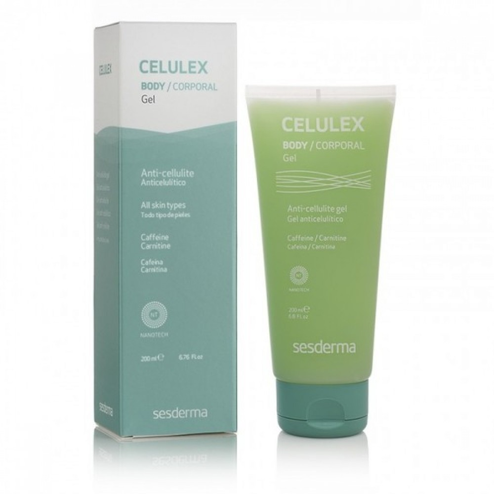 Антицеллюлитный гель - SesDerma Celulex Anti-Cellulite Gel