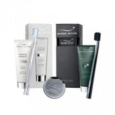 Набор для восстановления и отбеливания зубов «День и Ночь» - Swiss Smile Day & Night Dental Beauty Kit