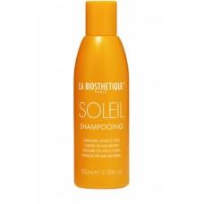 Шампунь для волос с защитой от солнца - La Biosthetique Shampooing Soleil