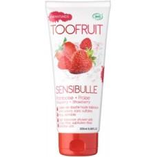"Гель для душа ""Клубника & Малина"" - Toofruit Sensibulle Raspberry Strawberry Shower Jelly"