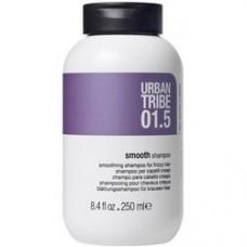 Разглаживающий шампунь - URBAN TRIBE 01.5 Shampoo Smooth