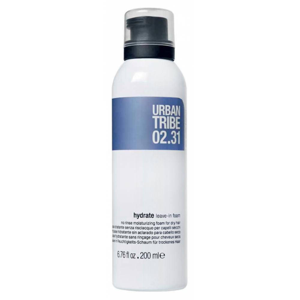 Увлажняющая пена - URBAN TRIBE 02.31 Hydrate leave-in Foam